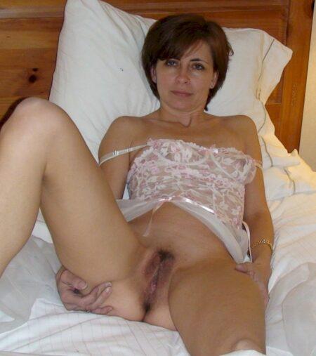 Femme cougar sexy cherche son amant pour un plan q