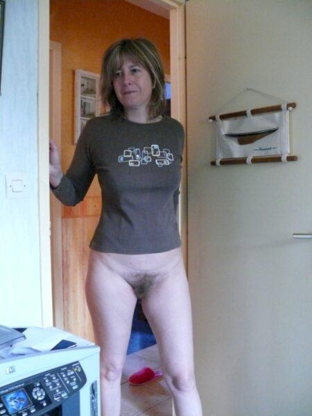 Femme infidèle en manque